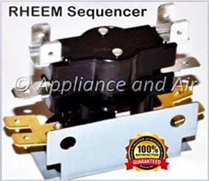 rheem fan relay wiring diagram